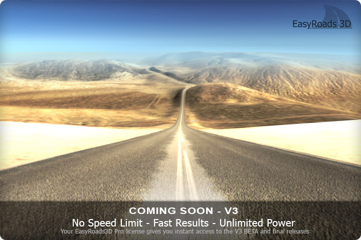 پکیج EasyRoads3D Pro