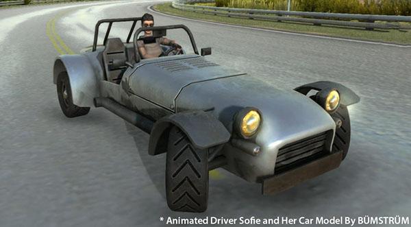 Realistic Car Controller 11