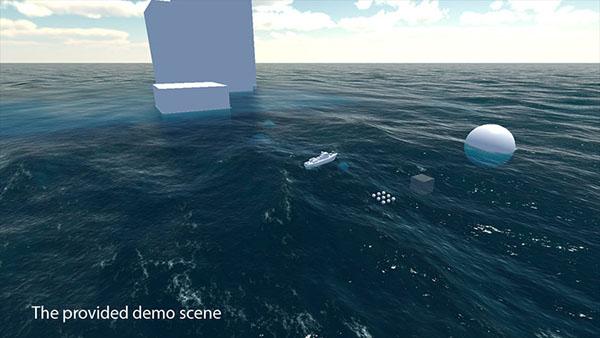 پکیج Ceto: Ocean System یونیتی