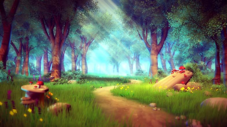 دانلود پکیج Dreamscapes یونیتی