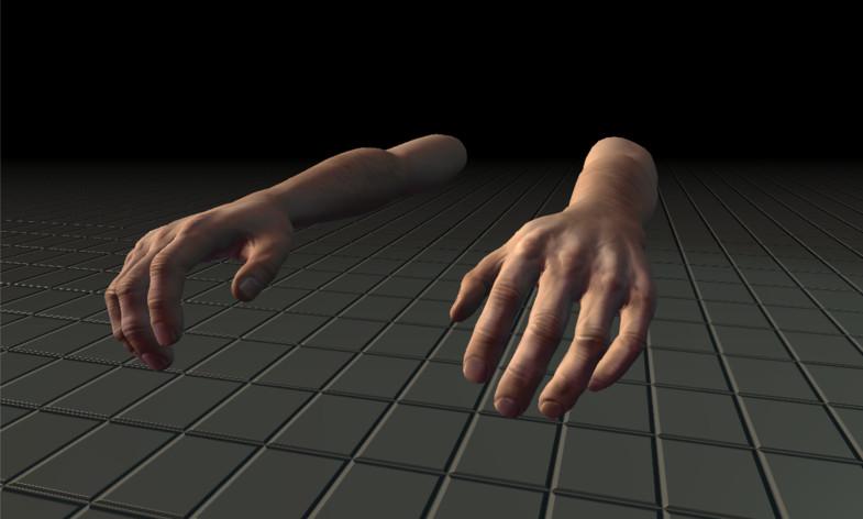 دانلود پکیج FPS Handy Hands یونیتی