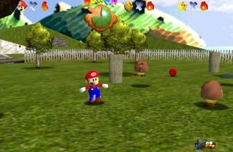 دانلود سورس بازی قارچ خور Super Mario یونیتی