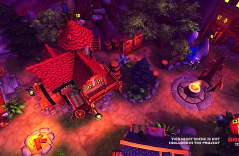 Fantasy Environment 13