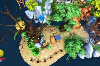 Fantasy Environment 18