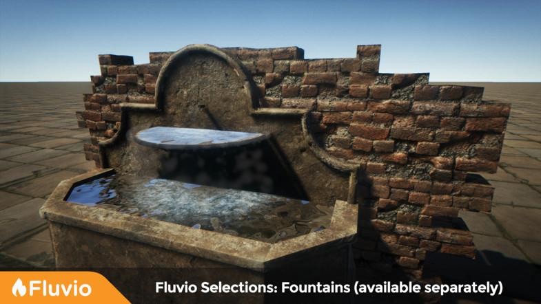 دانلود Fluvio Pro یونیتی