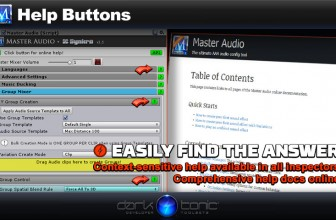دانلود Master Audio: AAA Sound یونیتی