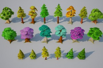 Mega Forest Pack 2 in 1 - 20