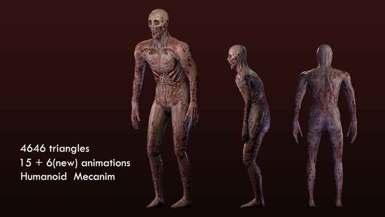 دانلود Melty Zombie یونیتی
