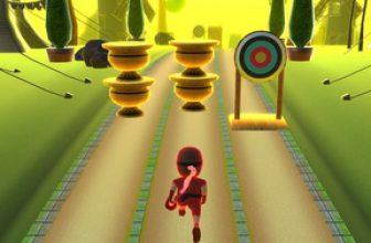 Nano Ninja Run 4
