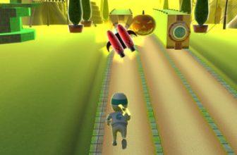 Nano Ninja Run 5