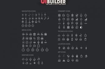 دانلود پکیج UI - Builder یونیتی