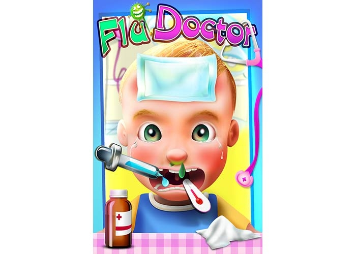 دانلود Kids Flu Doctor یونیتی