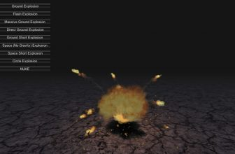 Realistic Explosions Pack 1