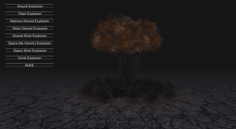 Realistic Explosions Pack 3