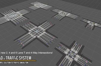 Road & Traffic System 10