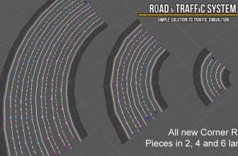 Road & Traffic System 11