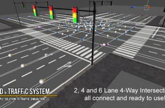 Road & Traffic System 13