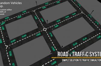 Road & Traffic System 14