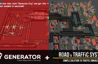 Road & Traffic System 18