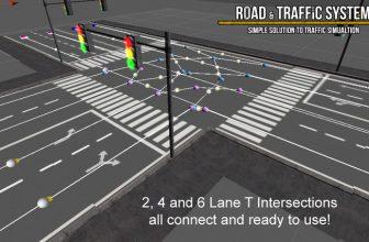 Road & Traffic System 20