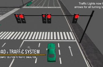 Road & Traffic System 21