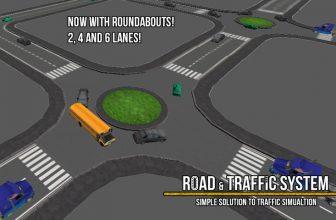 Road & Traffic System 7