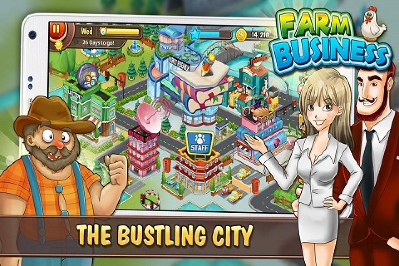 دانلود Farm Business یونیتی