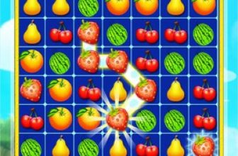 دانلود Match 3 Fruit Puzzle یونیتی