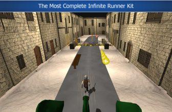 دانلود Infinite Runner Starter Pack Pro یونیتی