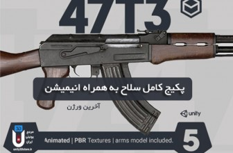 پکیج 47T3, Animated