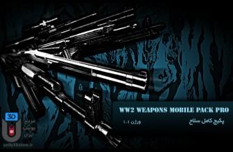 پکیج کامل سلاح