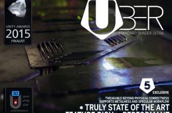 UBER – Standard Shader Ultra